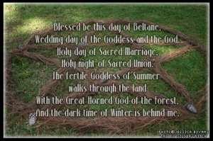 BlessedBeltaneDay