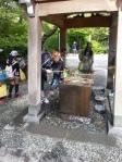 KamakuraShrinePurification