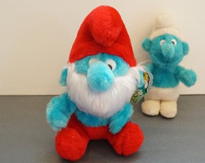 pap smurf