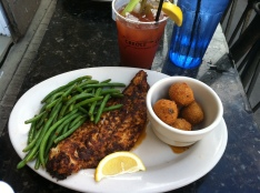 Red Fish in Nola is Spectacular!