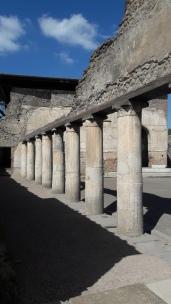 Pompeii Structures